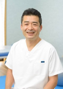 京都市伏見区RICE整骨院院長米田明弘先生